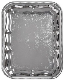 Fissman Serving Tray Chrome 41х31cm 9418
