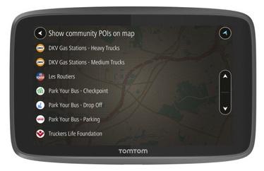TomTom GO Pro 6200