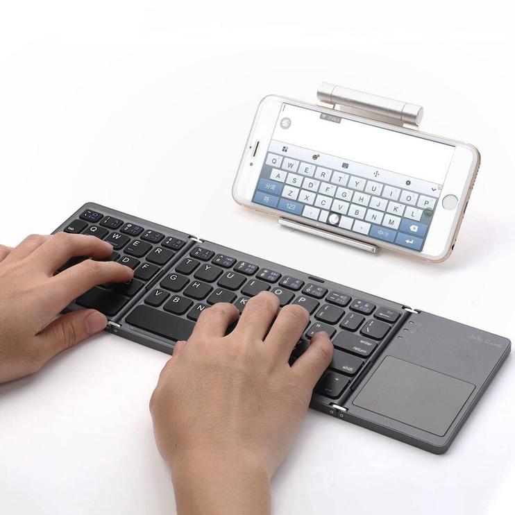 RoGer Bluetooth Keyboard Black