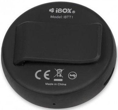 iBox IBTT1 Car FM Transmitter + Bluetooth MP3 Black