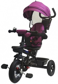 Tesoro BT-13 Baby Tricycle Black Pink