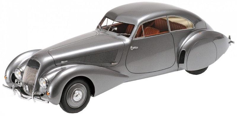 Minichamps Bentley Embiricos 1939 Silver