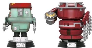 Фигурка-игрушка Funko Star Wars Fighting Droids