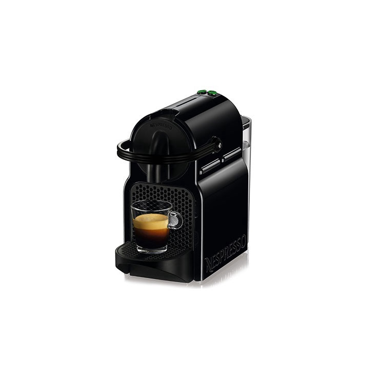 Kapsulas kafijas automāts Nespresso Inissia Black