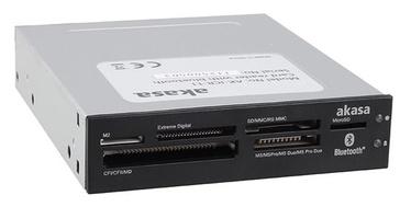 "Картридер Akasa Card Reader USB 2.0 3.5"" with Bluetooth"
