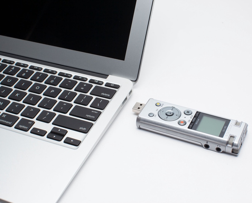 Diktofon Olympus DM-770, 8 GB