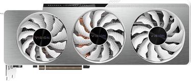 Gigabyte GeForce RTX 3090 Vision OC 24GB GDDR6X PCIE GV-N3090VISIONOC-24GD