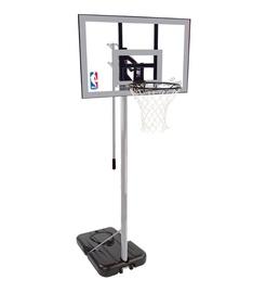 Krepšinio stovas Spalding NBA Silver, 3.73 m