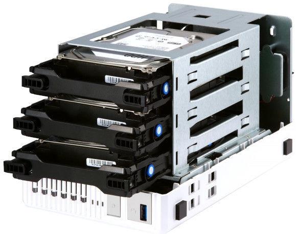 QNAP Systems TS-332X-4G NAS 3-Bay