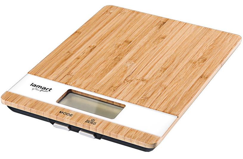 Elektrooniline köögikaal Lamart LT7024, pruun