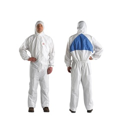 3M Body Protection Overall White XL