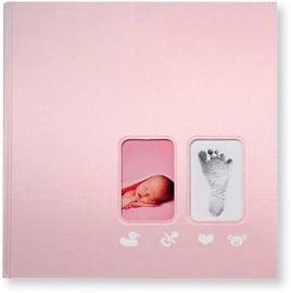 Альбом для фотографий Goldbuch Baby First Step Pink 30x31/60