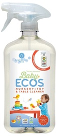 ECOS Baby Nursery And Toy Cleaner Fragrance Free 500ml