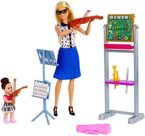 Mattel Barbie Music Teacher Doll & Playset FXP18