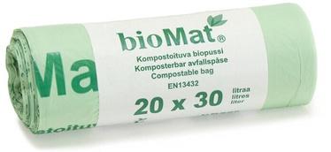 Atkritumu maisi BioMat Garbage Bags 30l 20pcs