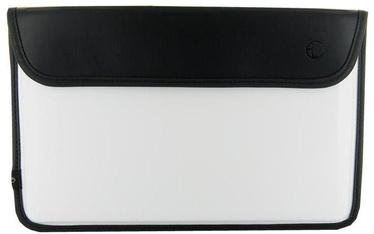4World Hard Case Pocket For Tablets And Ultrabooks 11.6'' White