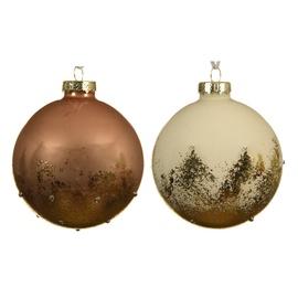 Ziemassvētku eglītes rotaļlieta 061564, 80 mm, 3 gab.