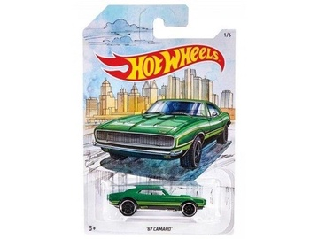 ROTAĻĻIETA CAR HOT WHEELS GDG44