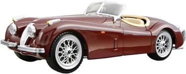 Bburago 1:24 Jaguar XK 120 Roadster Red 18-25061