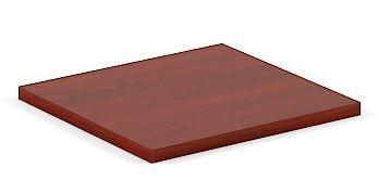 Skyland Horizontal Panel For Cabinet B 810 47.5x45x2.5cm Burgundy