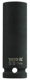 Yato Hexagonal Deep Impact Socket 1/2'' 17mm