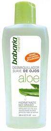 Makiažo valiklis Babaria Aloe Vera Gentle Eye Make Up Remover, 200 ml