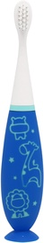 Marcus & Marcus Reusable Toddler Toothbrush Blue