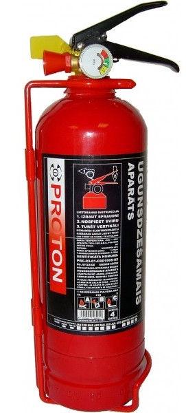 Proton Fire Extinguisher ABC 1kg