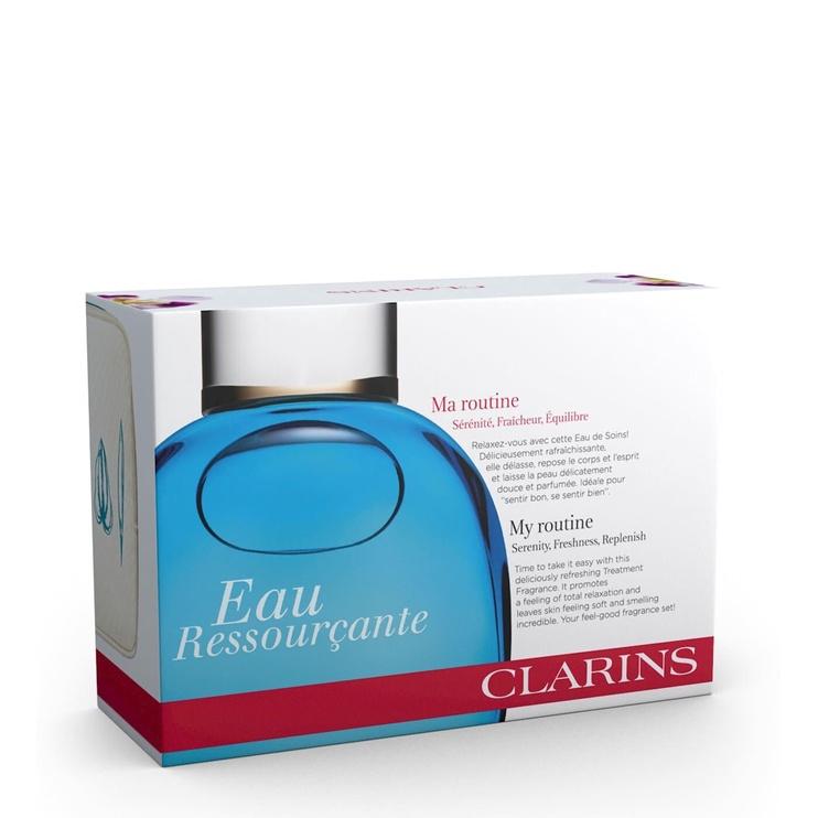 Clarins Eau Ressourcante 3pcs Set 110ml