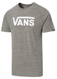 Vans Classic Heather Athletic Tee VN0000UMATH Grey M