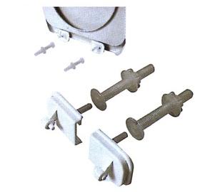 Stiprināšanas skrūvju komplekts Sam Holding, metāla
