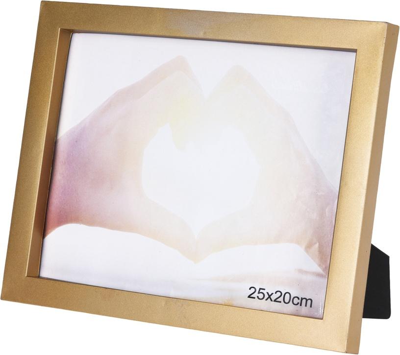 Photo Frame Gold 20x25cm