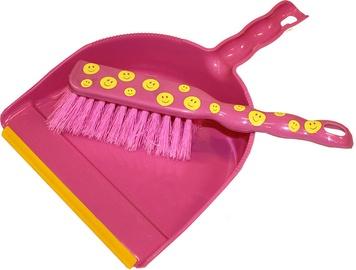 Cavallo Dustpan & Brush Happy