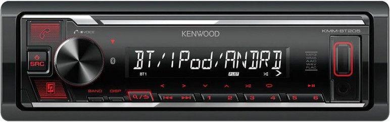 Kenwood KMM-BT205