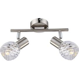 Lampa Globo Boronia 54344-2O 2x40W E14