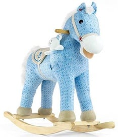 Milly Mally Rocking Horse Pony Blue
