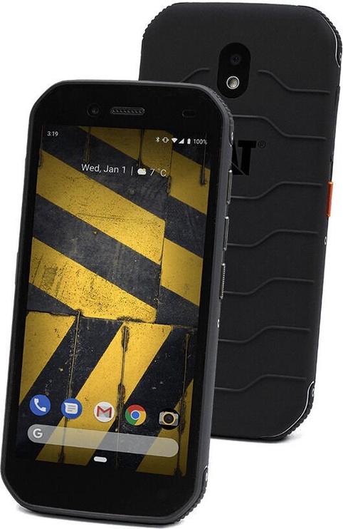 Мобильный телефон Caterpillar CAT S42, черный, 3GB/32GB