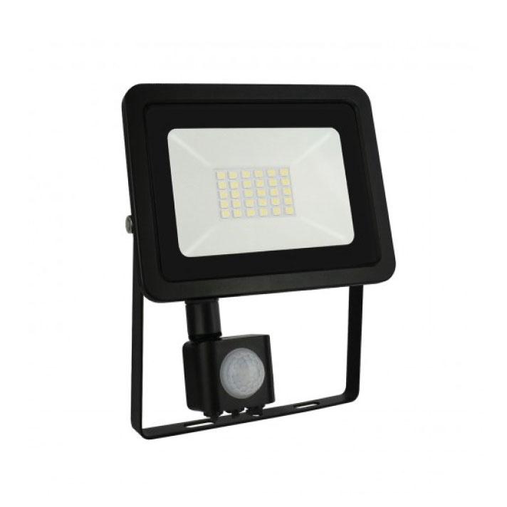 Prožektorius NOCTIS LUX 2 SMD NW, LED 20W, IP44 su davikliu