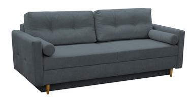 Sofa-lova Idzczak Meble Pastella Grey, 216 x 100 x 74 cm