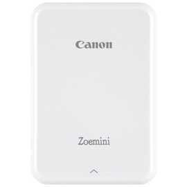 Canon Zoemini Photo Printer PV-123 White