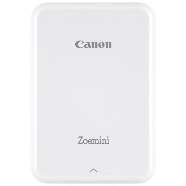 Canon Zoemini Photo Printer PV-123 White