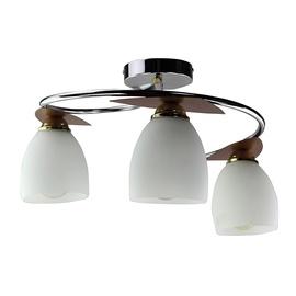 Griestu lampa HR-B-114 3x60W E27