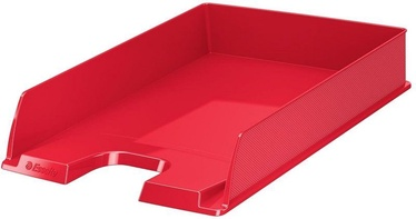 Esselte Europost Vivida Document Tray Red
