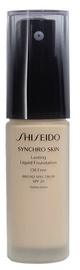 Shiseido Synchro Skin Lasting Liquid Foundation SPF20 30ml N2