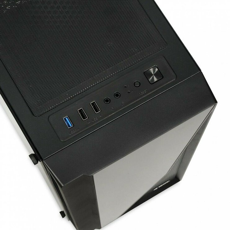 IBOX Wizard 3 ATX Mid-Tower Black