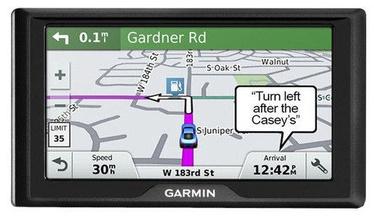Garmin Drive 61 Eastern Europe LMT-S