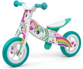 Balansinis dviratis Milly Mally Look Ride On 2in1 Unicorn