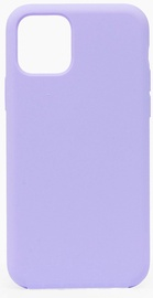 Evelatus Soft Touch Back Case With Strap For Apple iPhone 11 Pro Purple