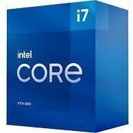 Procesorius Intel® Core™ i7-11700 Processor 2.50GHz 16 MB BOX, 2.5GHz, LGA 1200, 16MB