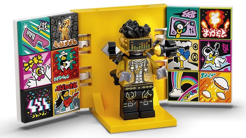 Konstruktorius LEGO VIDIYO robotas 43107
